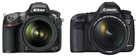 Kamera Nikon Eos 5d Test J 228 Mf 246 Relse Nikon D800 Vs Canon 5d Iii Kamera Bild