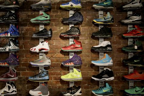 sneaker pawn shop where to do your sneaker shopping footwear news