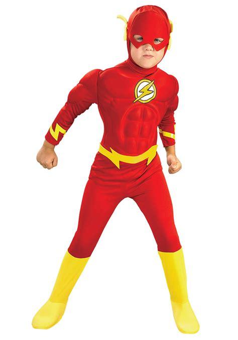 costume for child flash costume