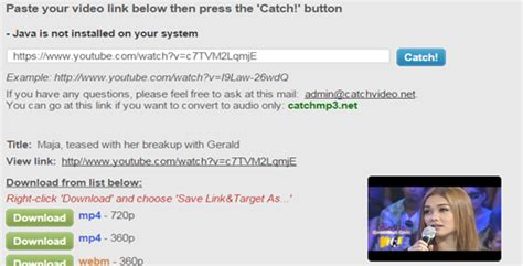 download mp3 from youtube without java download videos from youtube free online without java