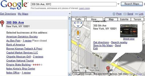 Address Lookup Maps Leveraging Search For Local Seo