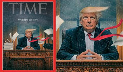 what desk did trump choose what desk did trump choose time magazine portrays us