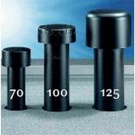 Flat Roof Ventilation Flavent 174 Flat Roof Vent Rainwater And Cable Outlets 100mm