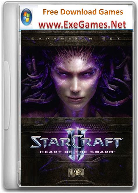 free pc games download full version exe starcraft ii heart of the swarm free download pc game full