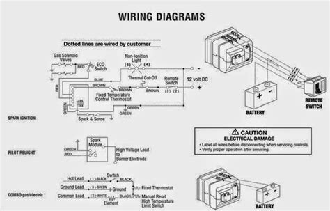 wiring diagram dual element water heater electric water