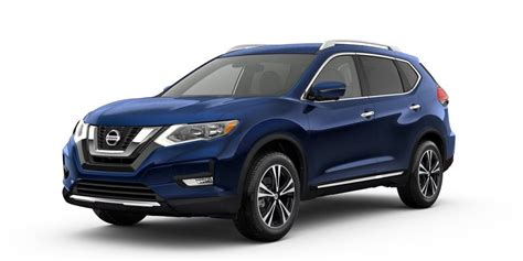 2017 nissan rogue blue 2017 nissan rogue exterior paint and interior color options