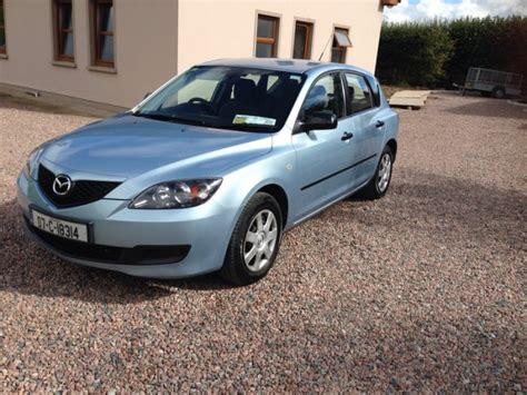 2007 mazda 3 for sale 2007 mazda 3 for sale for sale in kanturk cork from edelaedel