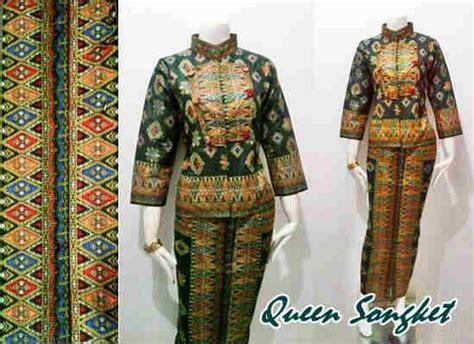 Kain Motif Somgket Hrga Seri model baju batik wanita seri motif kain songket batik bagoes