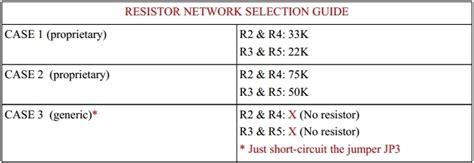 data highway end of line resistor diy usb circuit