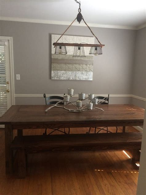 Rustic Dining Room Lighting How To Build A Rustic Edison Bulb Light Fixture Pegasus Lighting