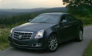 Cadillac Cts 2008 Review Car And Driver