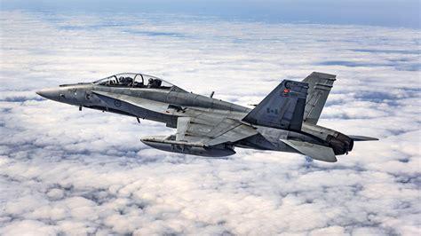 4k wallpaper jet mcdonnell douglas cf 18 hornet fighter 4k wallpapers hd