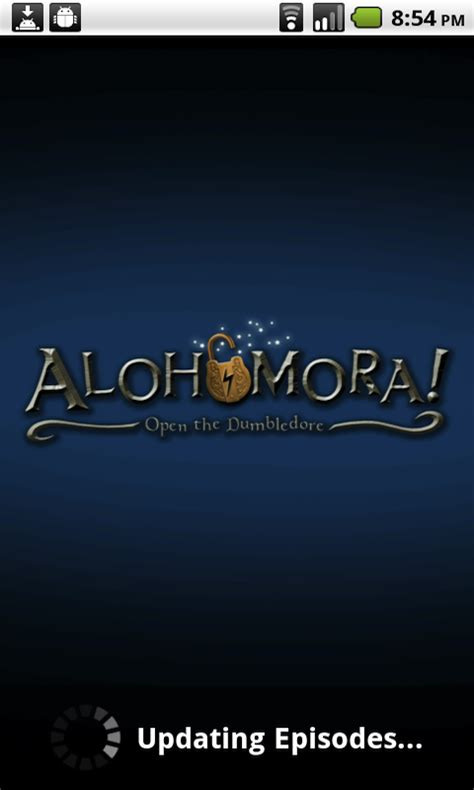 amazoncom alohomora appstore  android