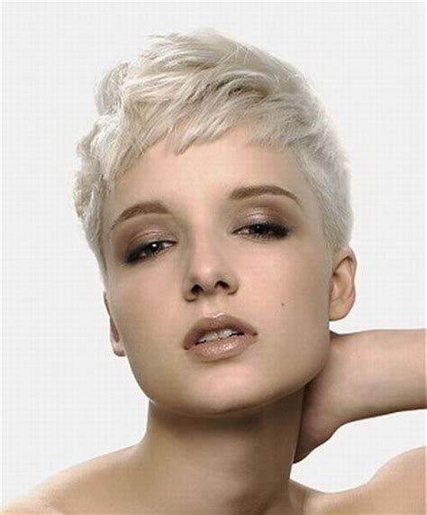 pelos muy cortos para mujer cabello muy corto mujer