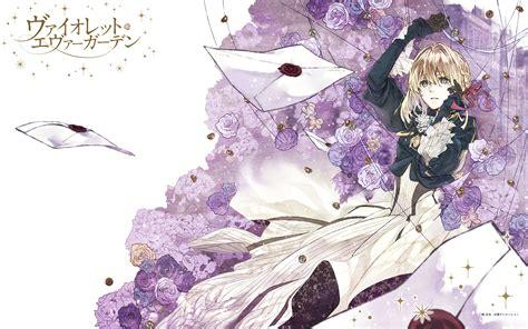 anime violet evergarden violet evergarden zerochan anime image board