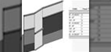 revit curtain panel family how to schedule curtain panels in revit conditional