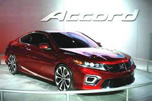 2016 honda accord release date redesign 2016 2017 car models