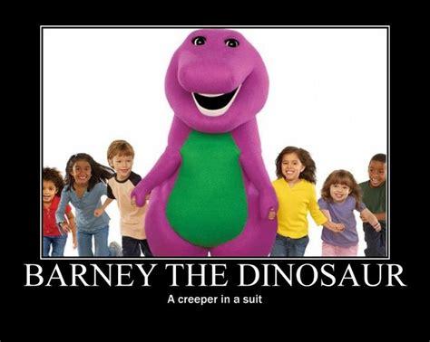 Barney Meme - funny barney the dinosaur memes www imgkid com the