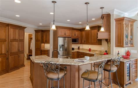 Upscale Kitchen Cabinets by Luxury Kitchens Kitchens