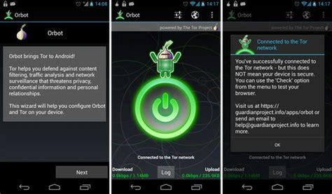 android tor browsing on android with tor app web browser
