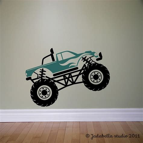 truck wall stickers 193 best ohh baby images on trucks truck room and truck bed