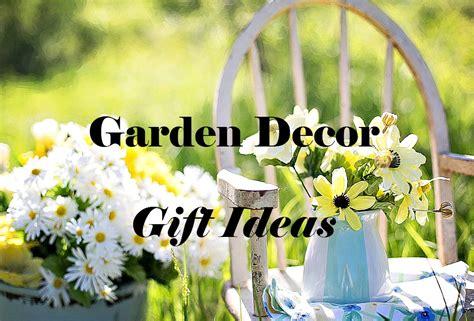 Garden Accessories Gifts Garden Decor Gift Ideas For The Gardener Who Has