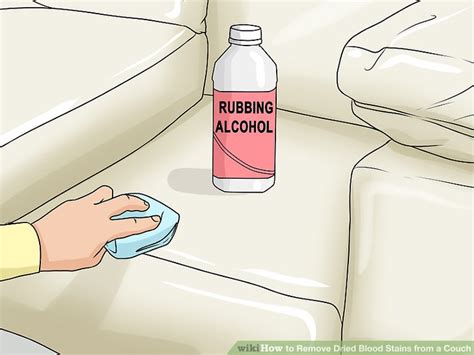 how to remove blood stains from couch how to remove dried blood stains from a couch 15 steps