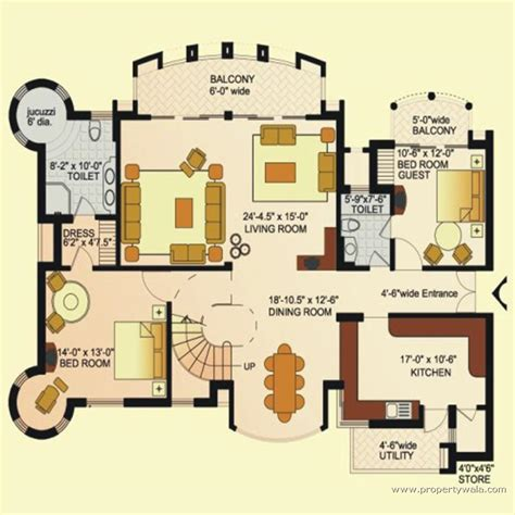 pent house floor plan omaxe the nile sohna road gurgaon residential project