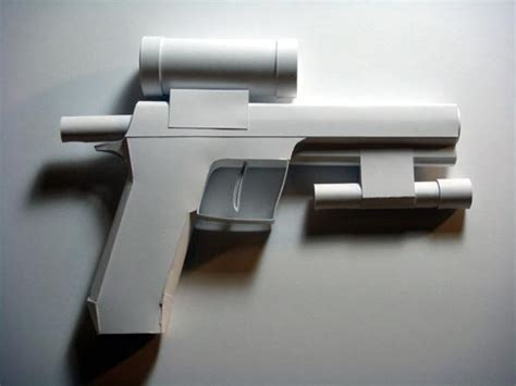 How To Make Paper Weapons - boy gun freaks 250 meticulously crafted paper