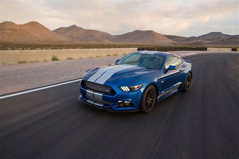 2017 shelby mustang gte launched gaadiwaadi