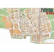 Paterna Street Map