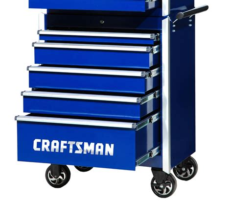 craftsman 5 drawer tool chest and cabinet craftsman 27 quot 5 drawer pro cabinet with integrated latch