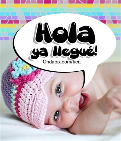 Imagenes Hola Llegue | hola ya llegue