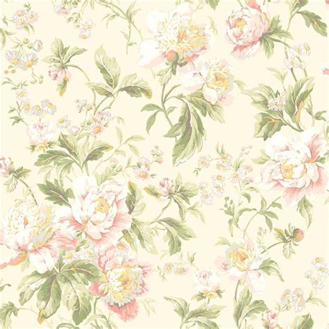 pink wallpaper lowes shop york wallcoverings cream pale pink and peach pink