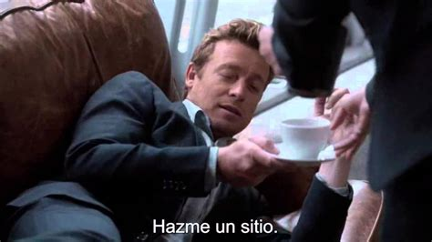 patrick jane couch the mentalist 6x21 jane lisbon on jane 180 s couch youtube