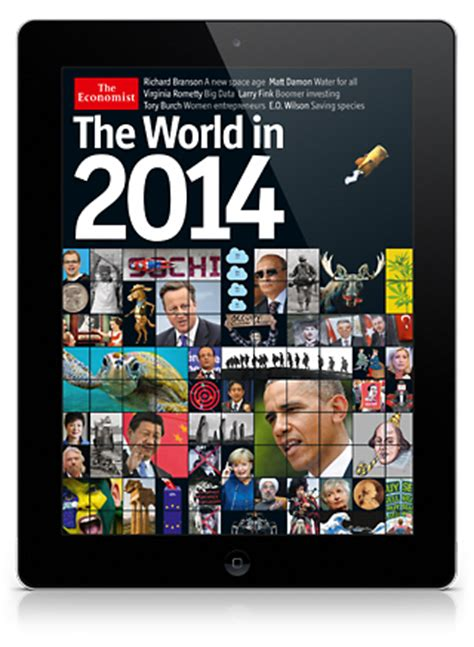 The Economist Which Mba October 2014 by World In 2014 App The Economist