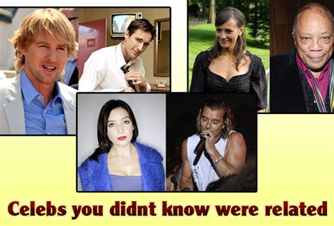 famous actors you didn t know were related celebs you didn t know were related mental itch