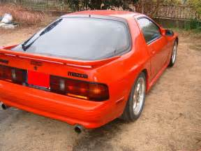 mazda rx 7 savanna photos and comments www picautos