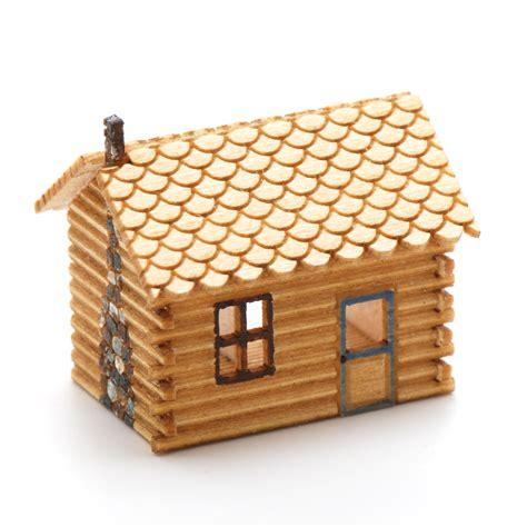 log cabin dollhouse kit stewart dollhouse creations