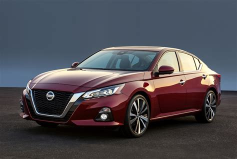 2019 nissan altima engine 2019 nissan altima bows with vc turbo engine all wheel drive