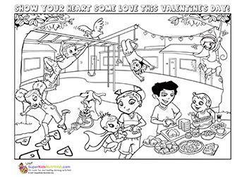 Fun Healthy Activities for Kids   SuperKids Nutrition ...
