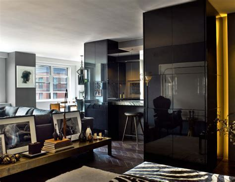 1960?s NYC Apartment Inspired by Tom Ford and Halston