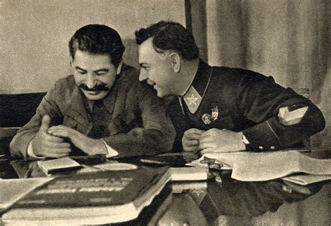 the secret file of joseph stalin books file joseph stalin and kliment voroshilov 1935 jpg