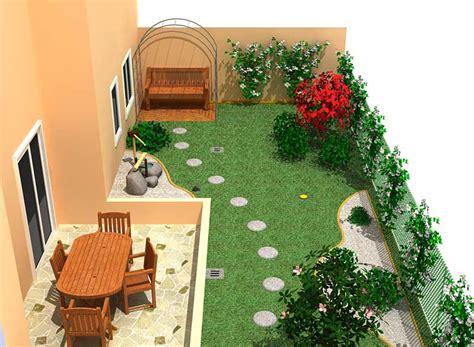 descrizione di un giardino descrizione