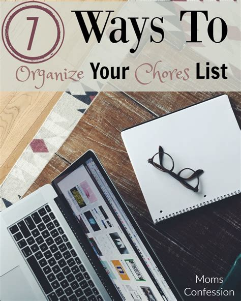 7 Ways To Organize Your Pet by 7 Ways To Organize Your Chores List