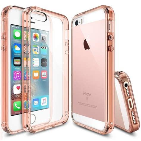 Rings Iphone 5 5s 5se ringke etui fusion apple iphone 5 5s se folia