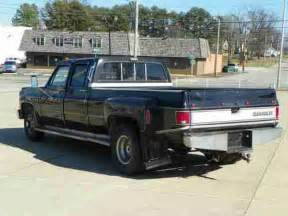 find used 1987 chevrolet c 30 crew cab dually 454 v8 a