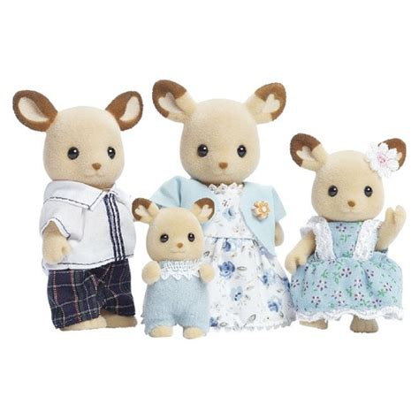 Calico Critters Buckley Deer Family : Target