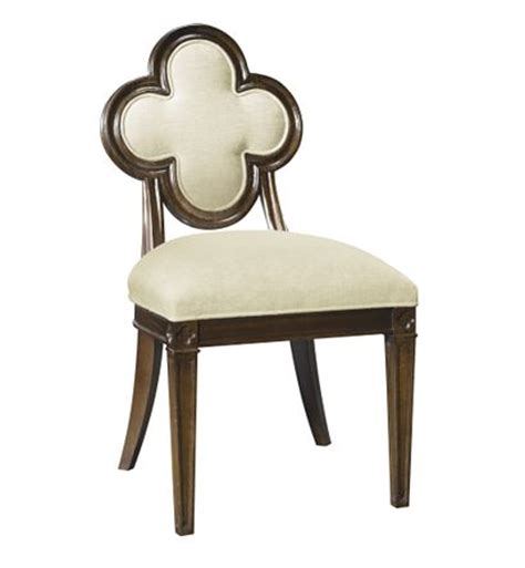 Quatrefoil Chair Alexandra Side Chair From The Suzanne Kasler 174 Collection