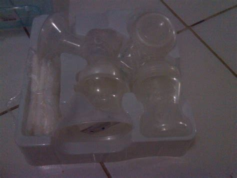 Jual Nuby Mothercare by Pompa Asi Breastpump Nuby Touch Manual Baru